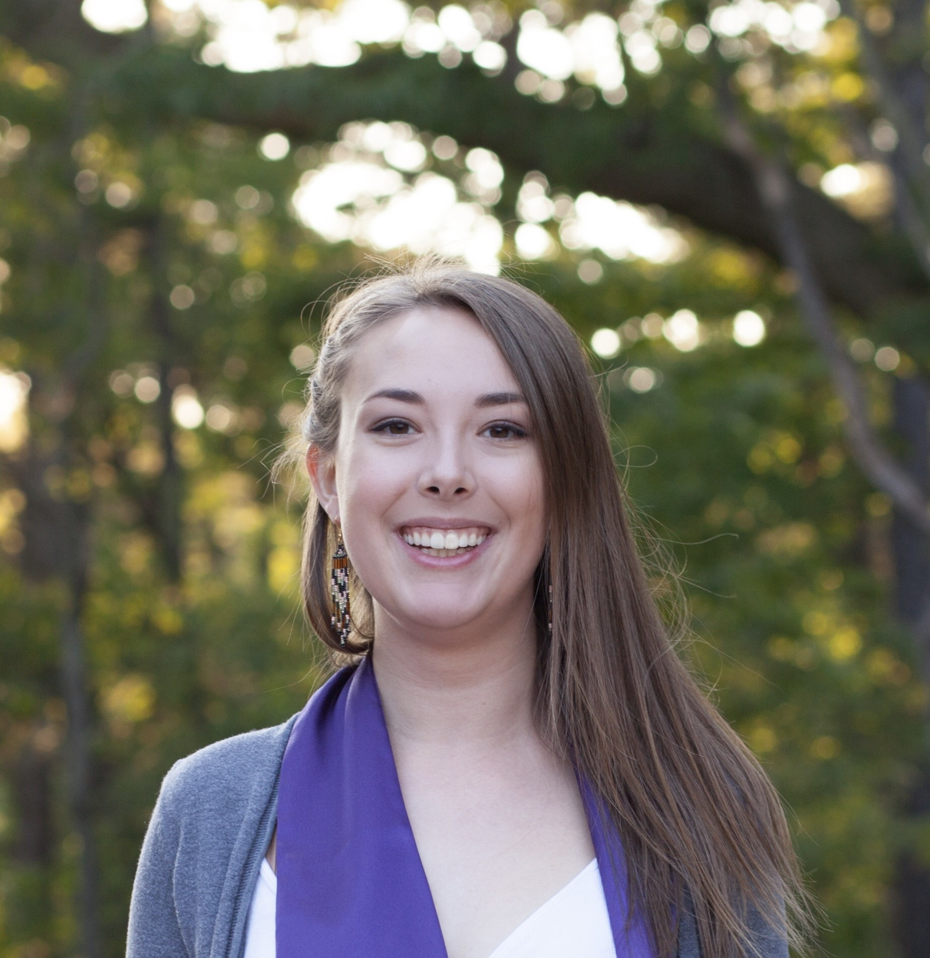 Maureen Gustafson : Summer Student