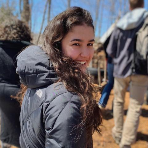 Lily Desmoulins : Summer Student